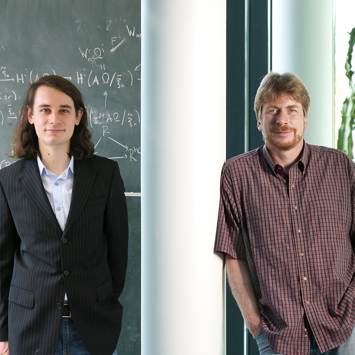 Zwei Forscher der Uni Bonn erhalten den Leibniz-Preis + + + mehr: