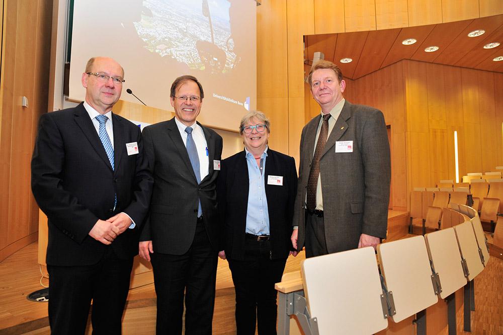SPD-Fraktion bittet zum Wirtschaftsempfang an das Universitätsklinikum Bonn  + + + mehr:
