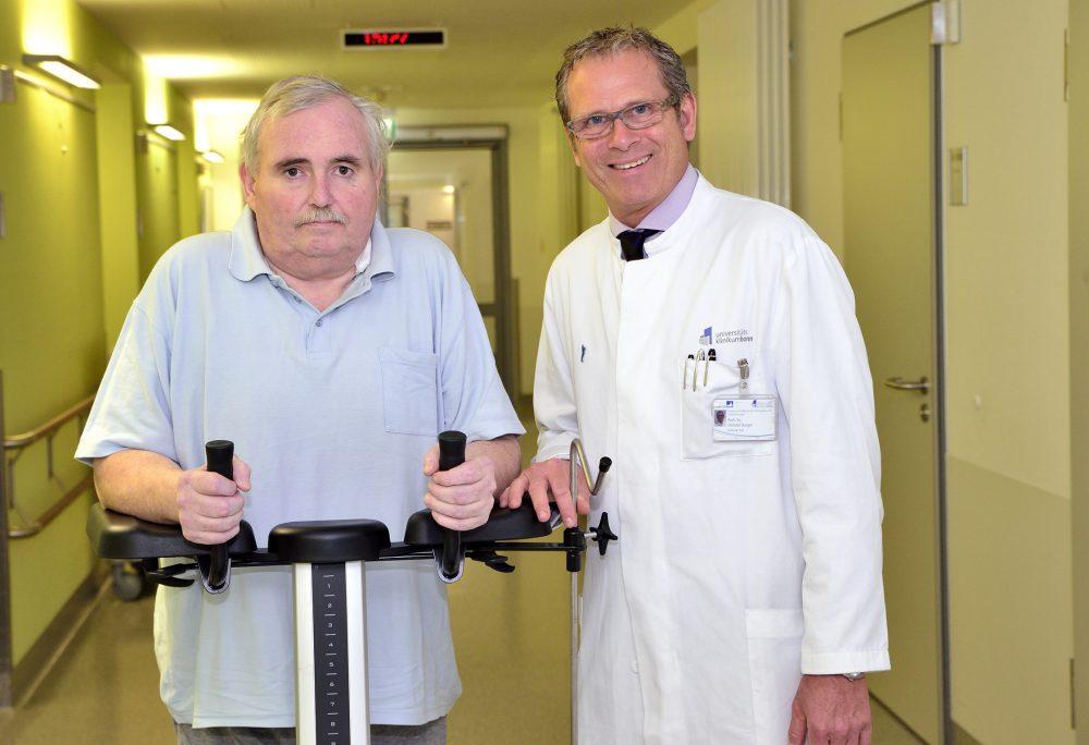 Kongress rund um scheinbar hoffnungslose Fälle mit Infektionen an Knochen und Gelenken