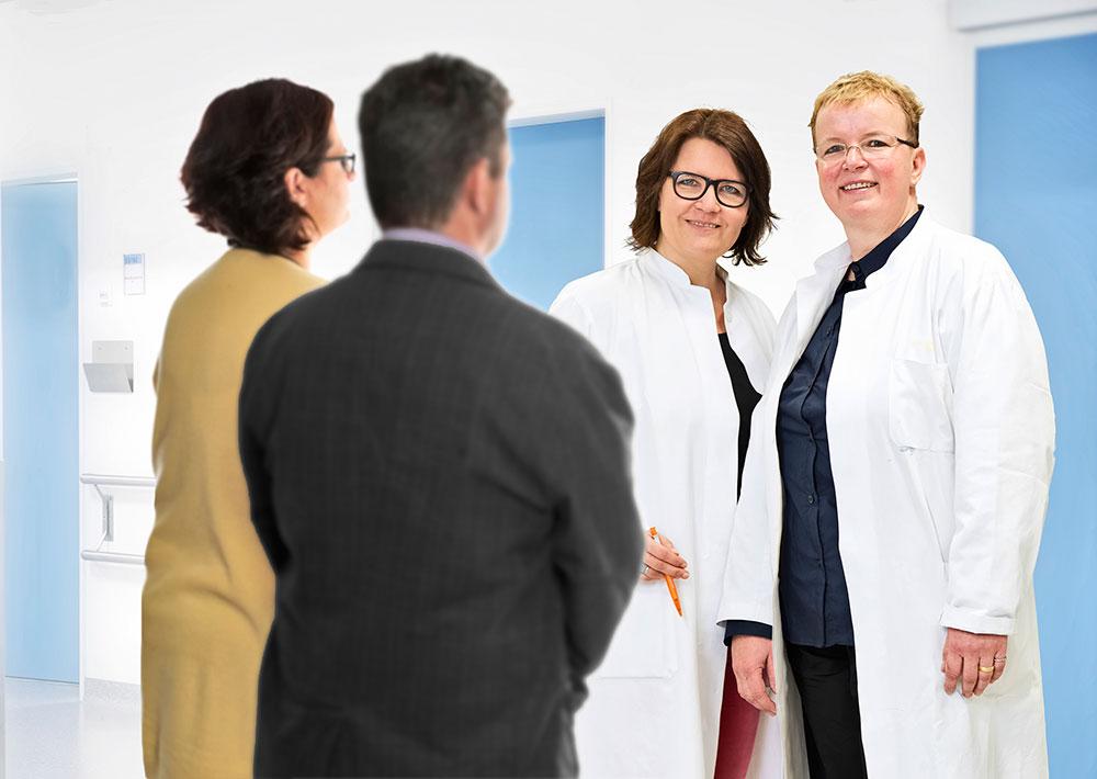 Patientenkolloquium des Uni-Klinikums Bonn über einen besseren Umgang mit einer Krebserkrankung