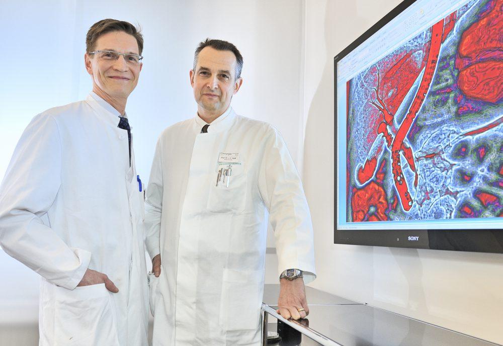 Patientenkolloquium des Uni-Klinikums Bonn rund um Bauchspeicheldrüsenkrebs