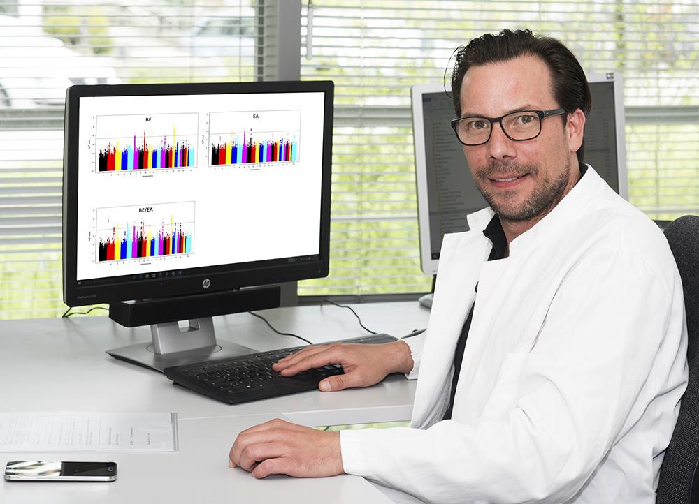 Genetische Ursachen bei Speiseröhrenkrebs