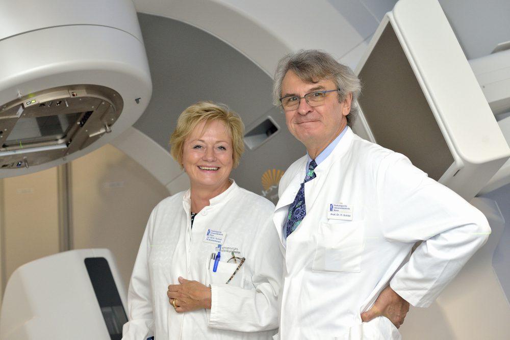 Tumor in wenigen Minuten punktgenau zerstören