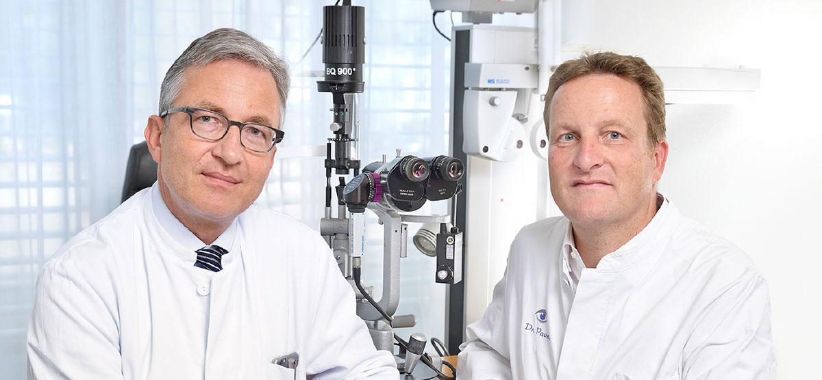 Patientenkolloquium des Uni-Klinikums Bonn rund um Therapien bei Erkrankungen des Auges