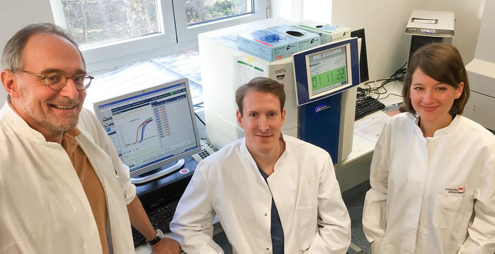 Neuer Wirkstoff lässt Hodentumoren schrumpfen