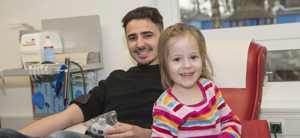 Doppelte Hilfe für krebskranke Kinder