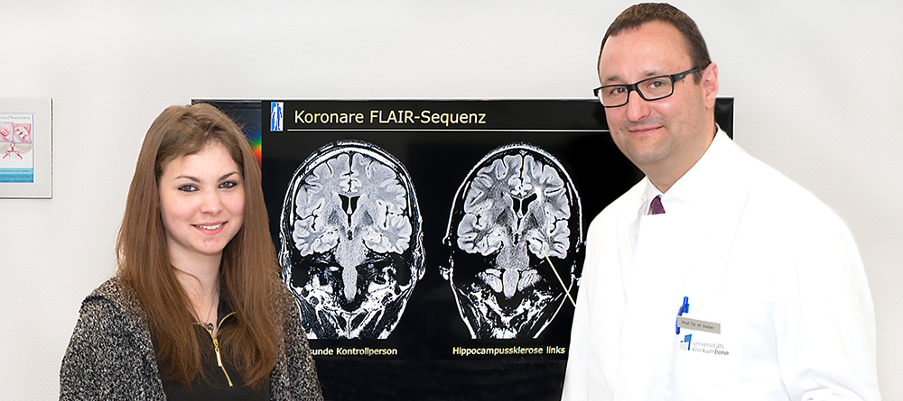 Endlich ein Leben ohne epileptische Anfälle
