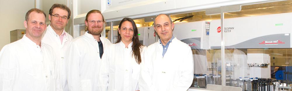 Demenz: Forscher testen Wirkstoffe im Hochdurchsatz