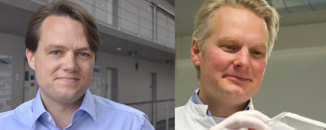Eicke Latz und Veit Hornung erhalten Leibniz-Preis