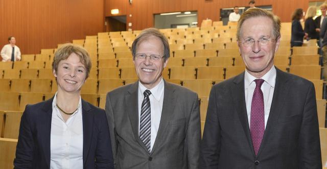 Alexandra Philipsen leitet jetzt die Psychiatrie am Uni-Klinikum Bonn