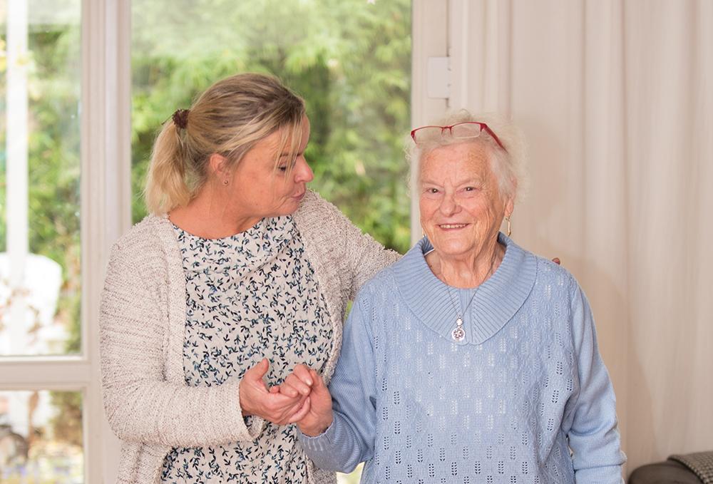 Spezielle Kurse – Hilfe bei häuslicher Pflege nach einem Schlaganfall