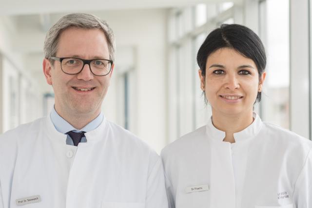 UKB Patientenkolloquium rund um die chronisch-obstruktive Lungenerkrankung COPD