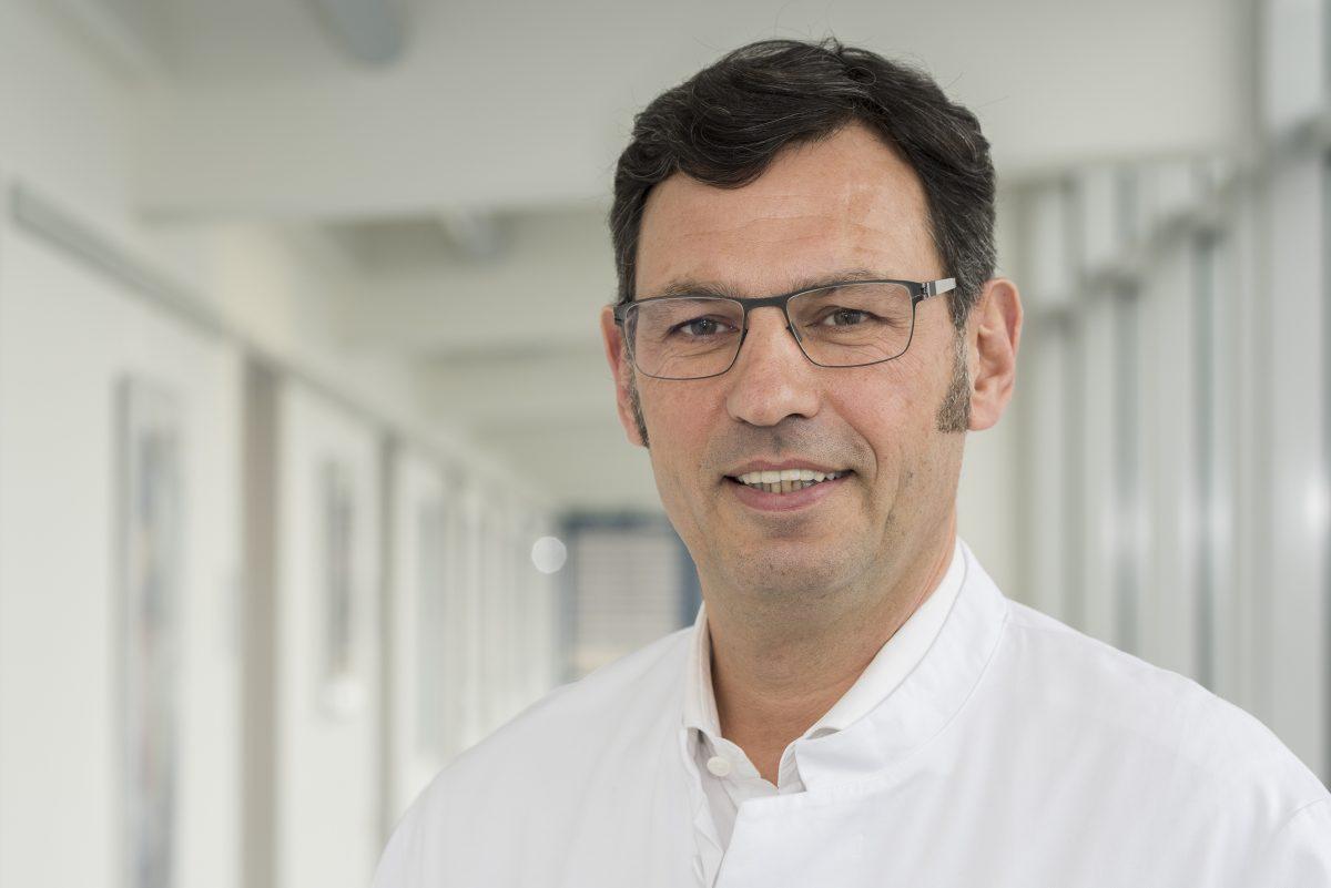 Neuer Chefarzt ist Experte für Erkrankungen der Brust