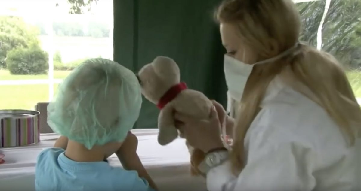 Teddy-Klinik: 17.000 Stofftiere und Puppen fanden bereits Hilfe