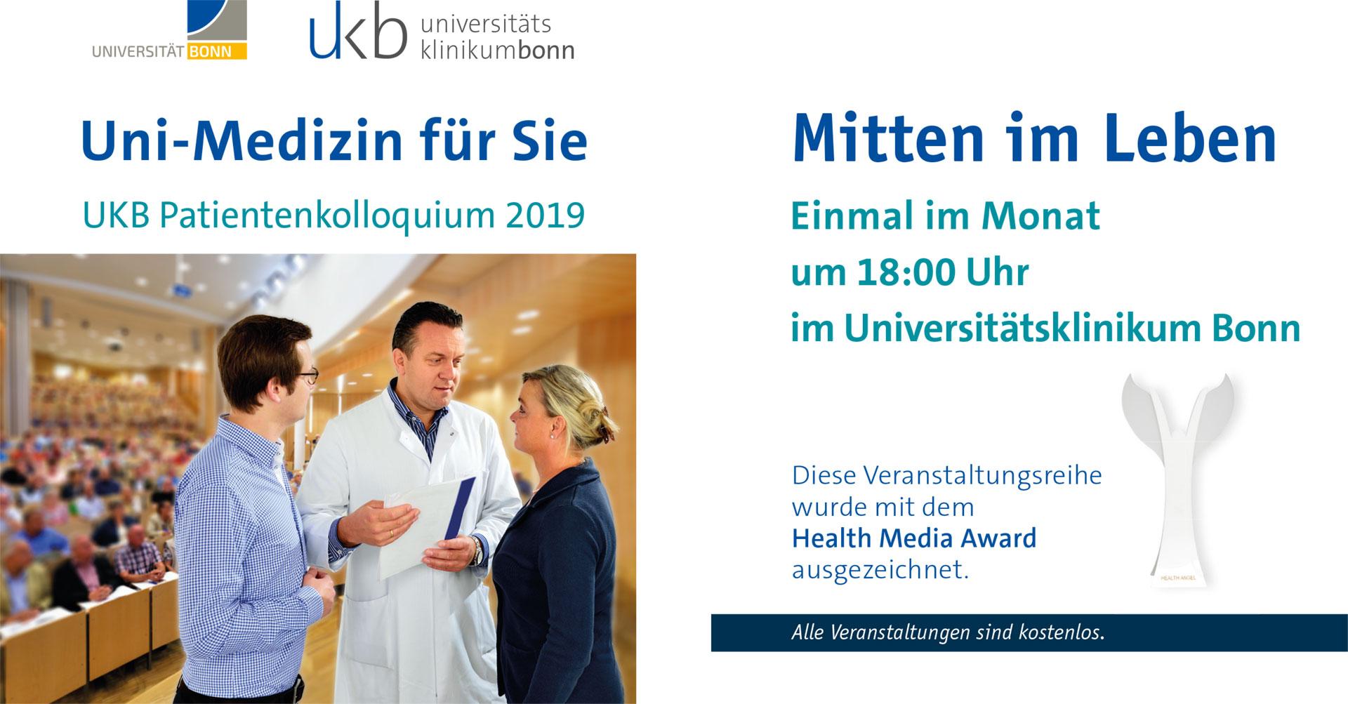 UKB Patientenkolloquium 2019