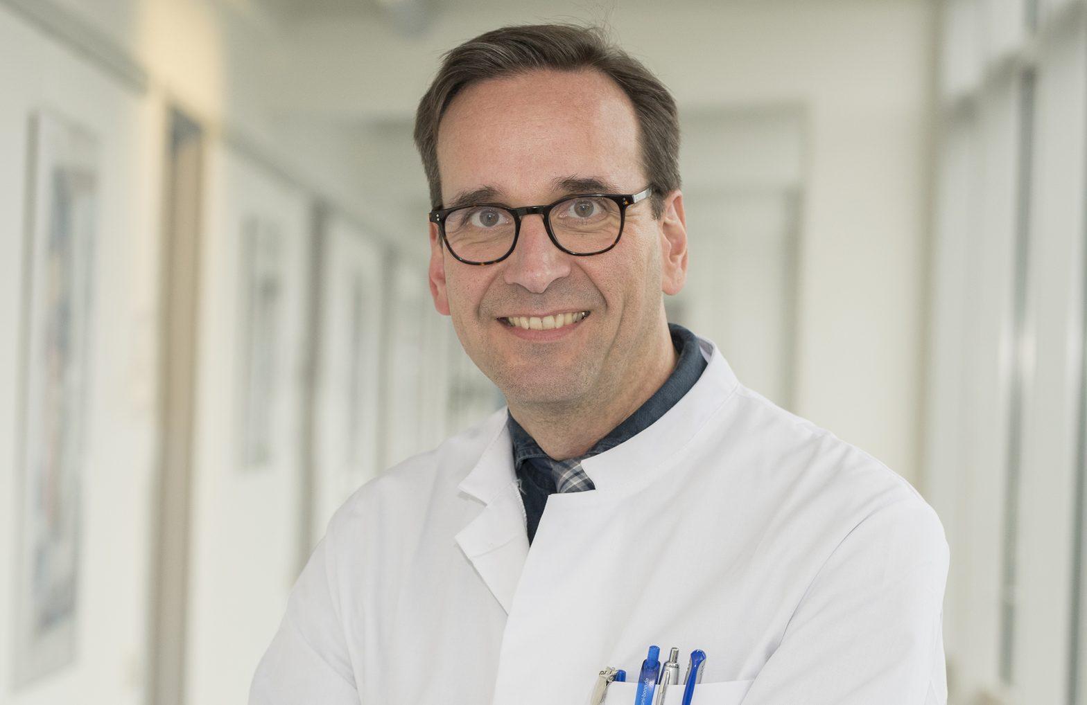 Prof. Hendrik Treede ist neuer Direktor der Herzchirurgie am Universitätsklinikum Bonn