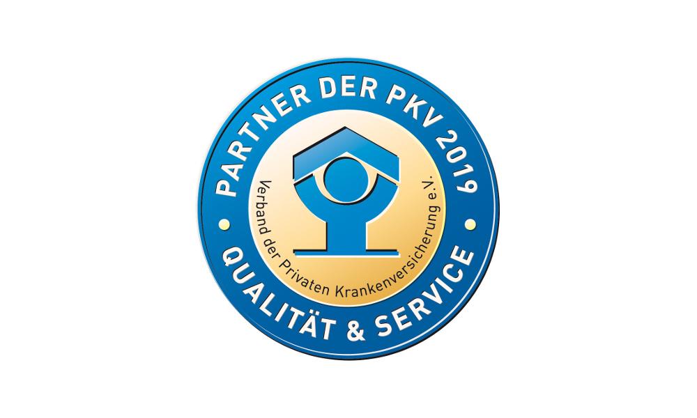 UKB zum dritten Mal mit Gütesiegel des PKV-Verbands ausgezeichnet