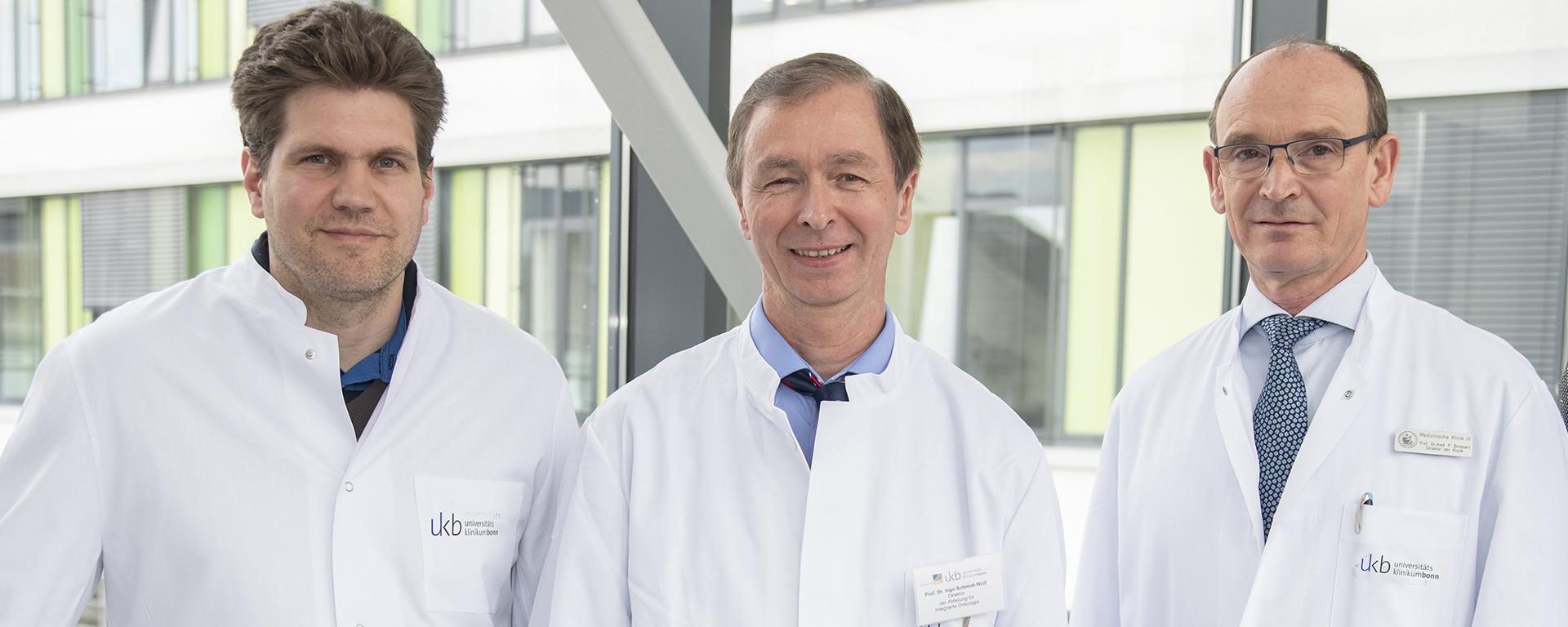 Universitätsklinikum Bonn in neuem Bündnis gegen Krebs