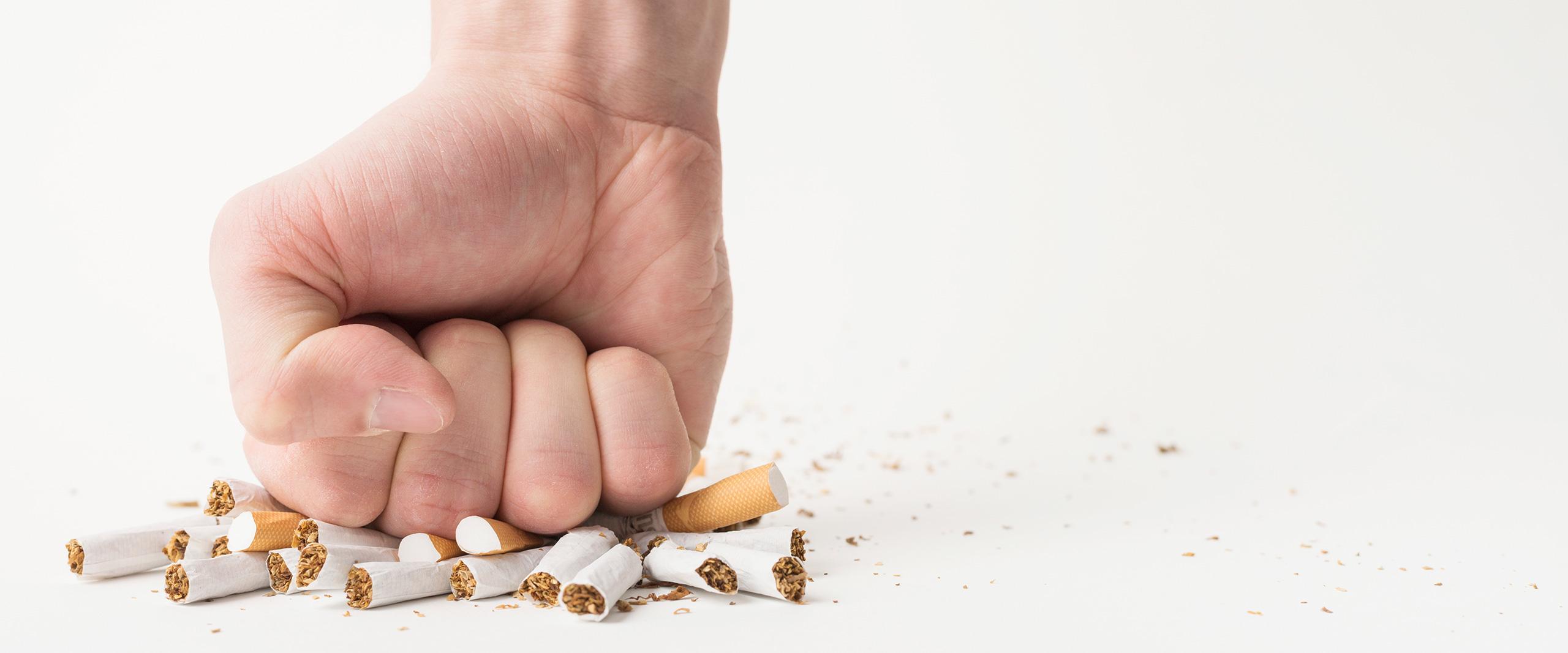 Rauchfrei lohnt sich!
