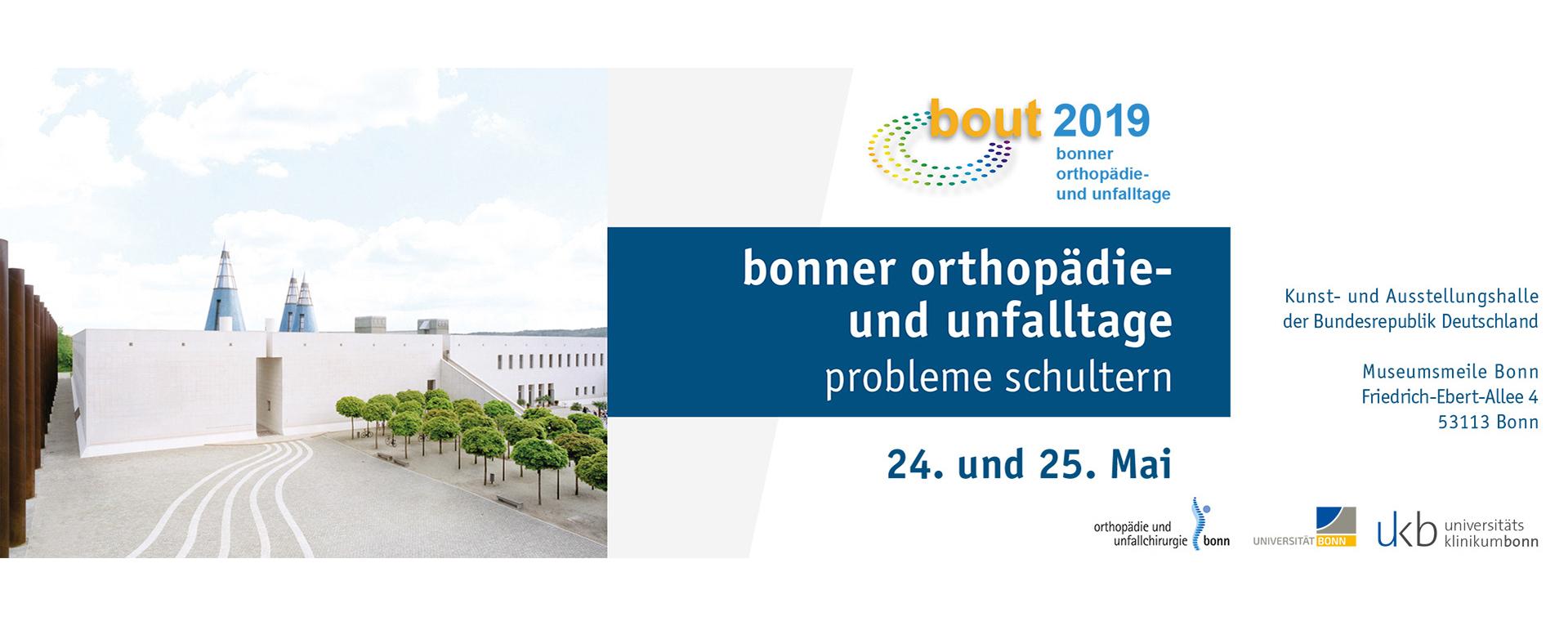 Bonner Orthopädie- und Unfalltage