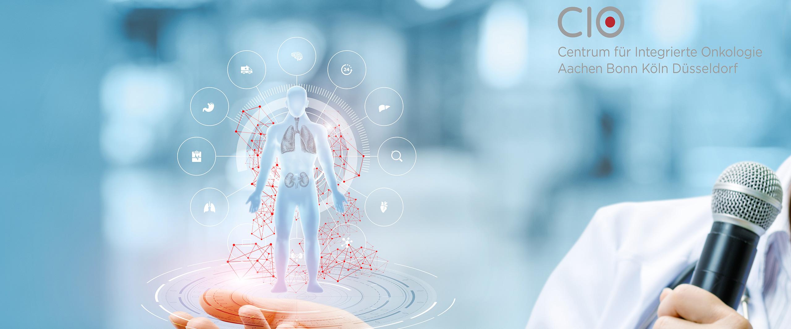 CIO-Krebs-Informationstag 2019: neue Therapien, Pflege, Ernährung und Sport bei Krebs