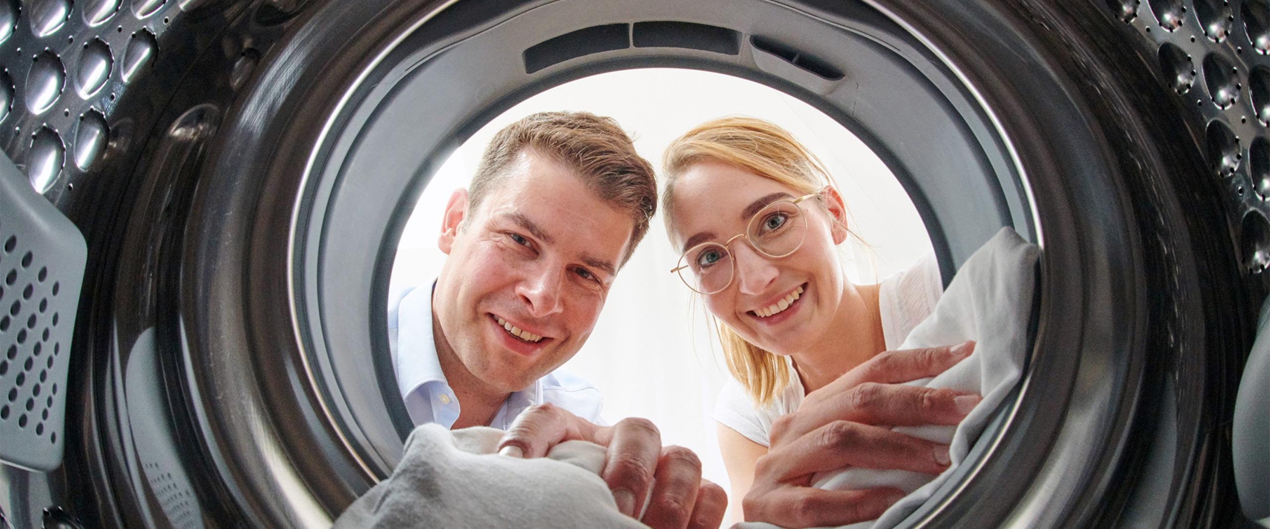 """Neue Studie zu """"Waschmaschinen als Überträger von Krankheitserregern"""": Probanden gesucht"""