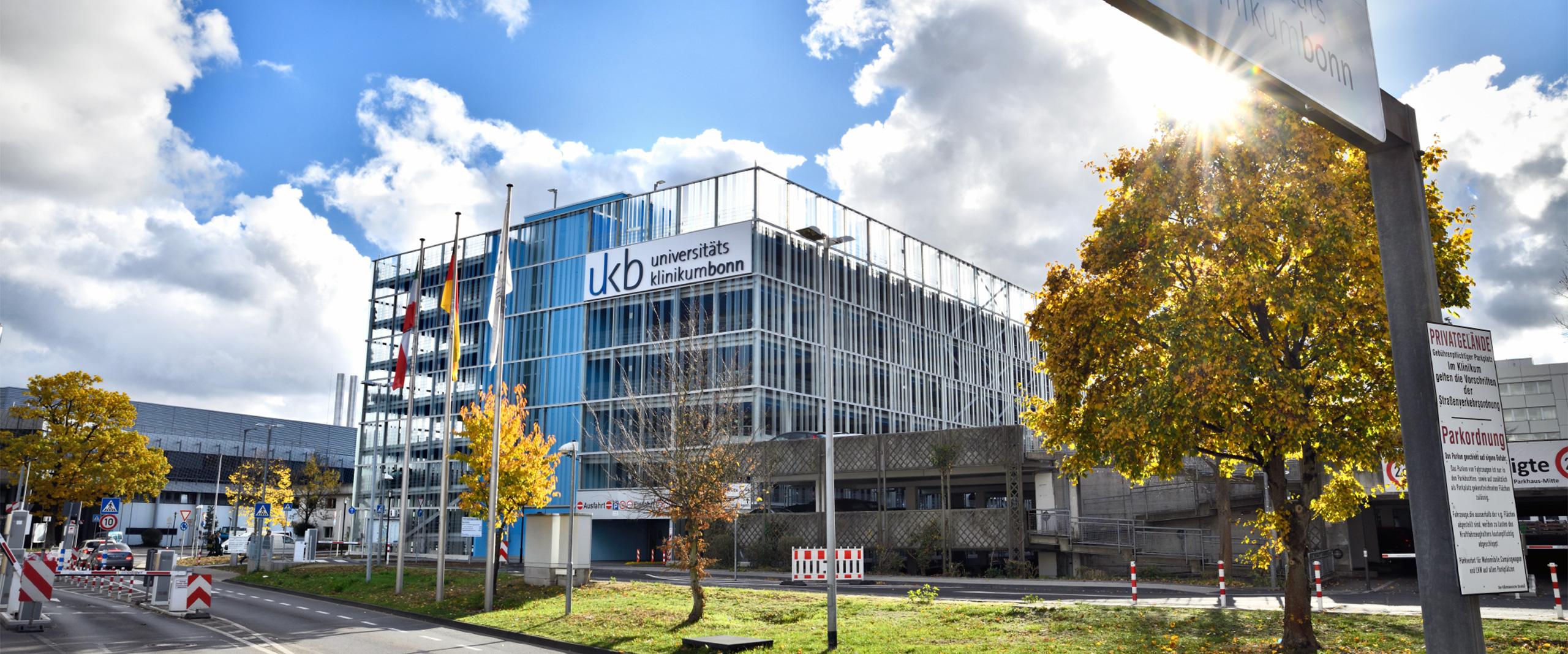 Universitätsklinikum Bonn (UKB) zum vierten Mal mit positivem Jahresabschluss