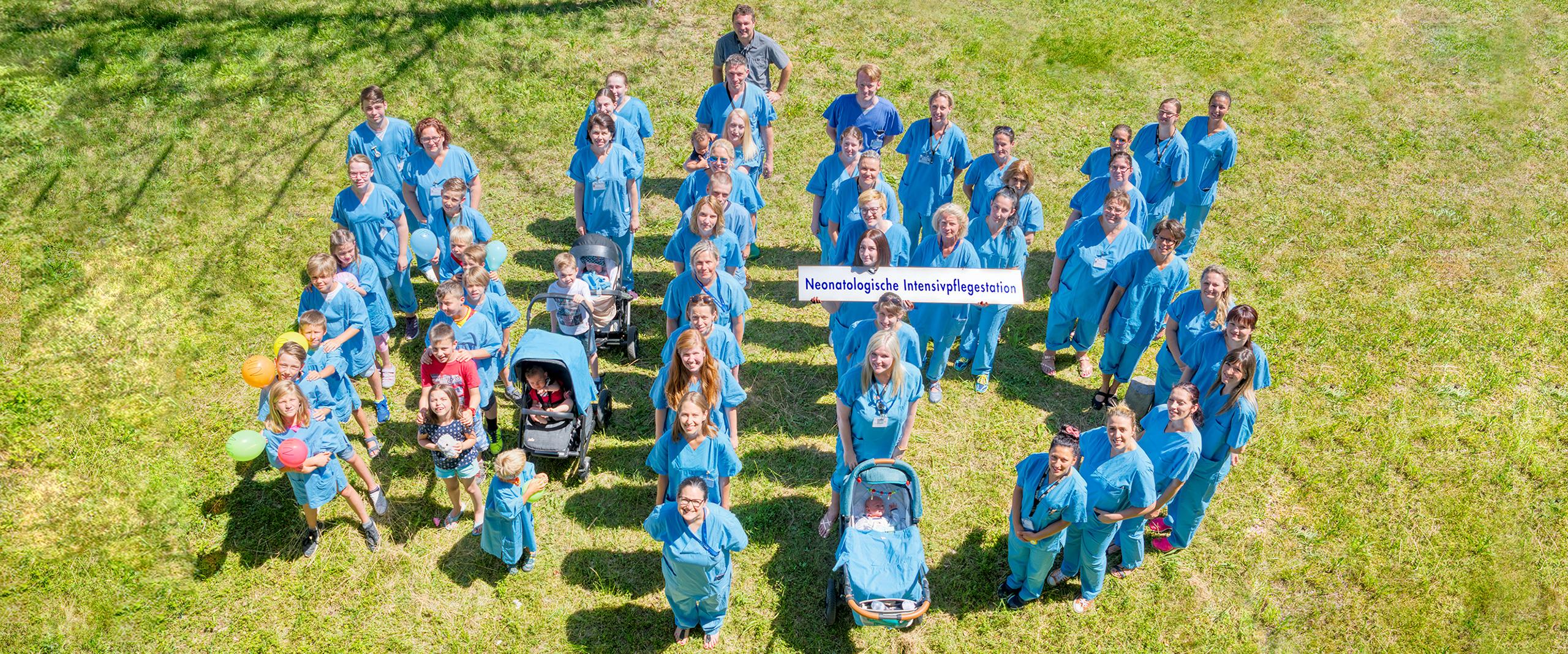 Jede Stimme zählt: Jetzt abstimmen für das Pflegeteam der Früh- und Neugeborenenintensivstation am Universitätsklinikum Bonn